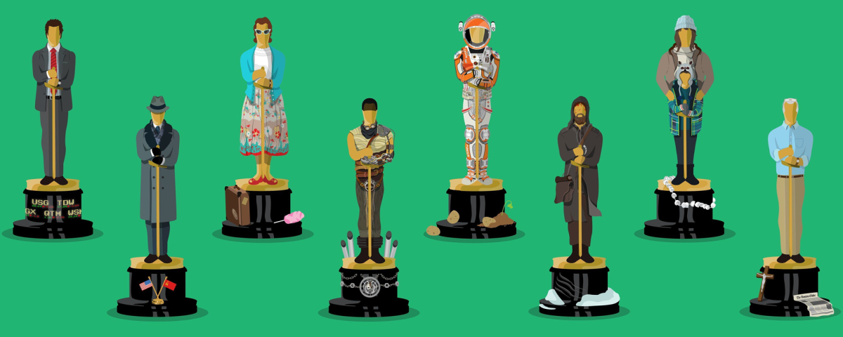 2016 Oscar Winners & Nominees + Reviews